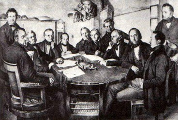 Portait of the Board of Directors