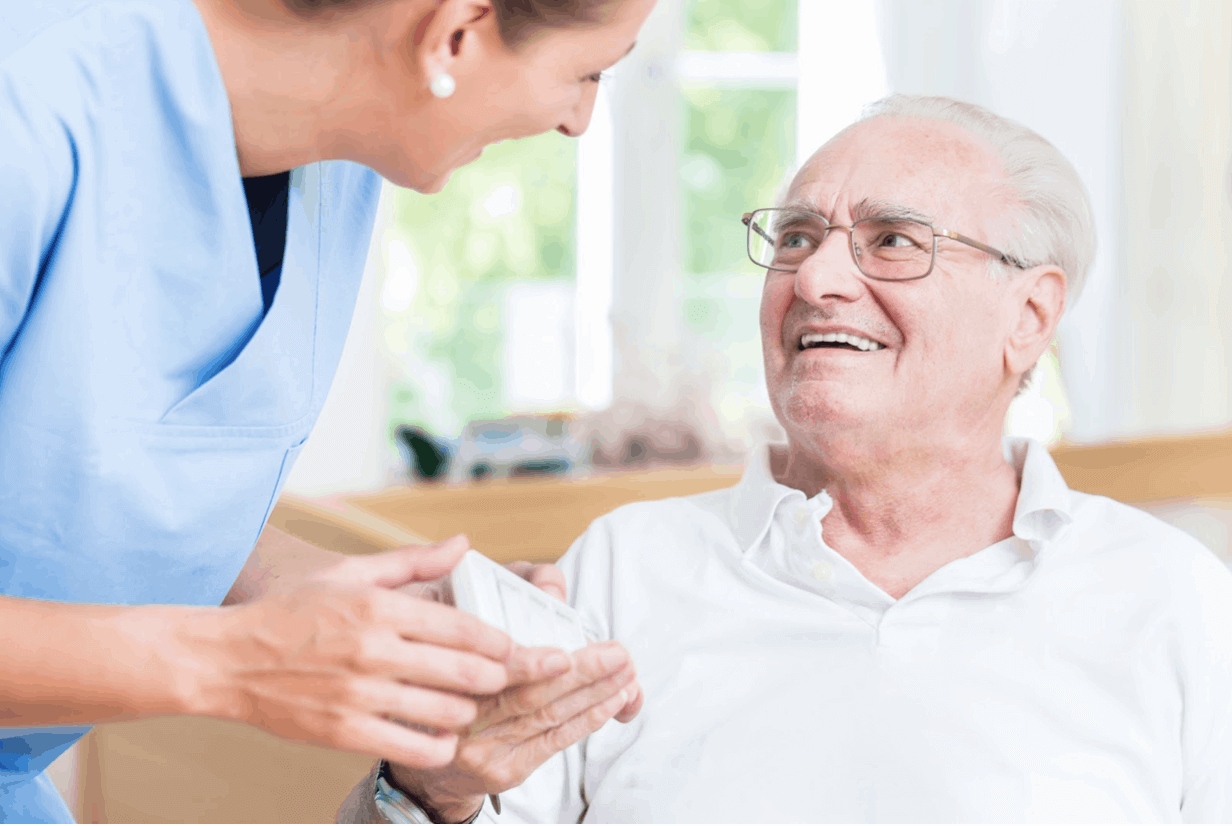 When a Loved One Needs a Caregiver… | Qualicare Toronto South