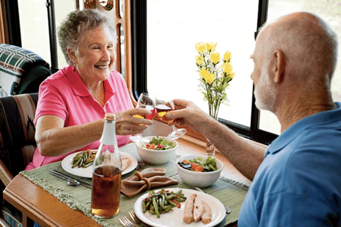 Is Your Elderly Loved One Getting the Nutrients He or She Needs? | Qualicare Big Sky