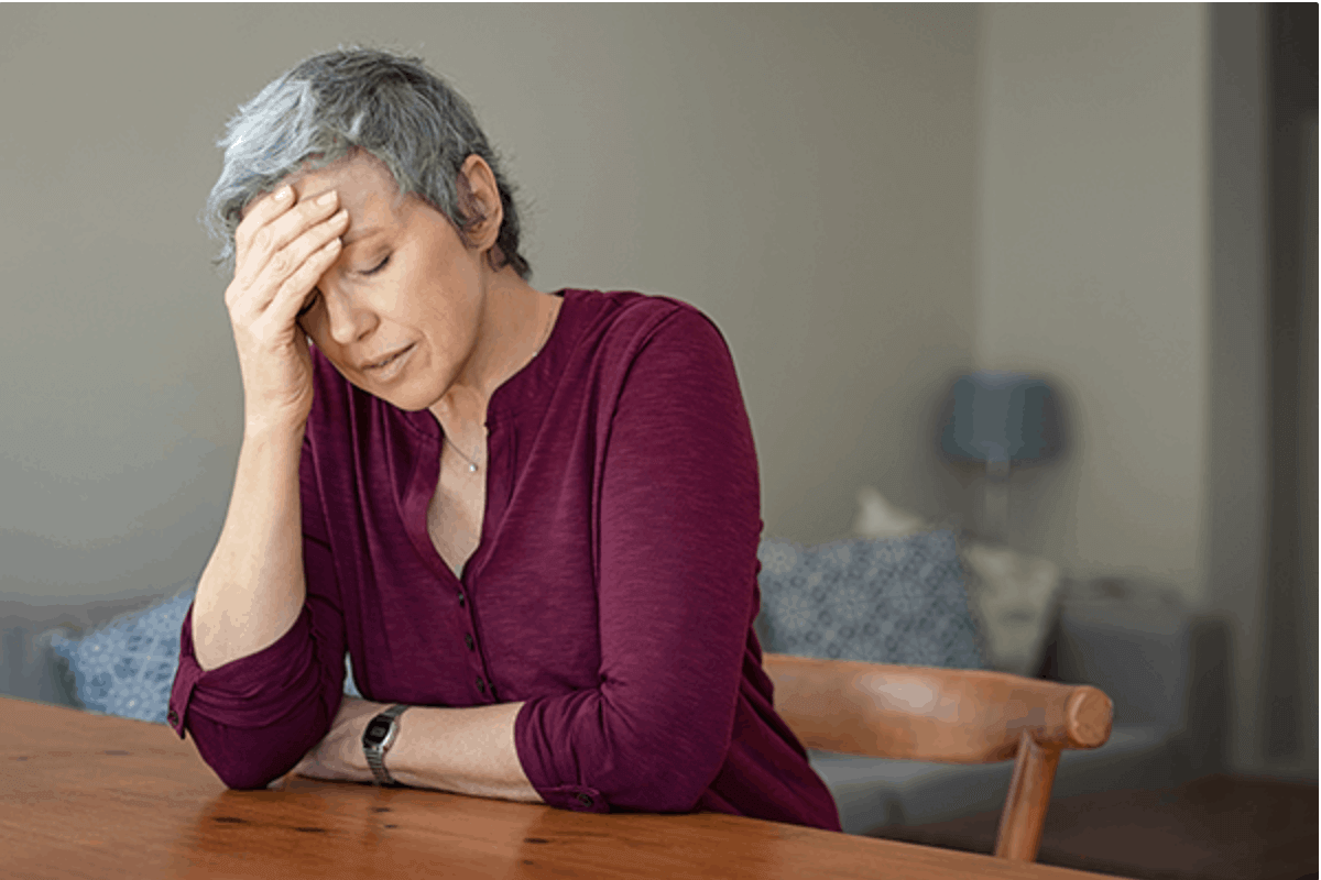 How Stress Impacts Health as We Age | Qualicare Big Sky
