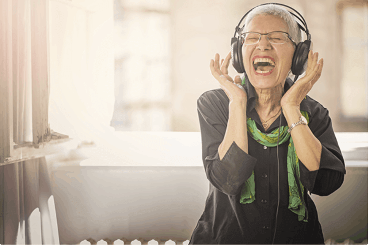 Think Music Doesn't Matter as We Age? Think Again! | Qualicare North York
