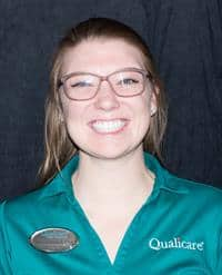 Sierra Lommatsch, CNA, BS, is a Support Specialist