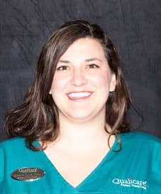 Suzette Kuntz, CNA, is Co-Owner/Client Services Director