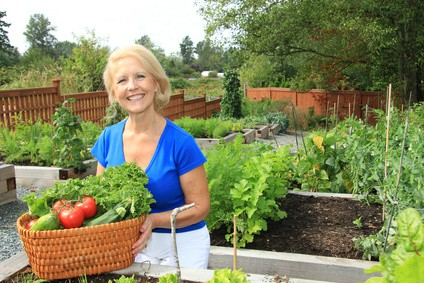Make Gardening Easier for Seniors