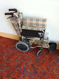 Transport Wheelchairs are great to buy for their lightweight design.